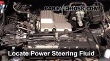 2000 Honda CR-V EX 2.0L 4 Cyl. Power Steering Fluid
