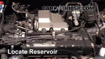 2000 Honda CR-V EX 2.0L 4 Cyl. Líquido limpiaparabrisas