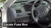 2000 Honda Civic EX 1.6L 4 Cyl. Coupe (2 Door) Fuse (Interior)