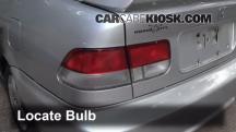 2000 Honda Civic EX 1.6L 4 Cyl. Coupe (2 Door) Lights