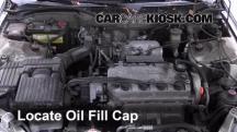 2000 Honda Civic EX 1.6L 4 Cyl. Coupe (2 Door) Oil