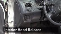 2000 Honda Civic EX 1.6L 4 Cyl. Coupe (2 Door) Belts