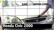 2000 Honda Civic EX 1.6L 4 Cyl. Coupe (2 Door) Review