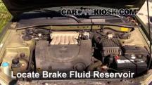 2000 Hyundai Sonata GLS 2.5L V6 Brake Fluid