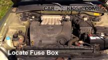 2000 Hyundai Sonata GLS 2.5L V6 Fusible (motor)