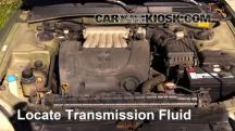 2000 Hyundai Sonata GLS 2.5L V6 Líquido de transmisión