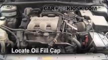 2000 Oldsmobile Alero GL 3.4L V6 Sedan (4 Door) Aceite