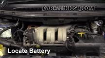 2000 Plymouth Voyager 3.3L V6 Battery