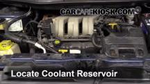 2000 Plymouth Voyager 3.3L V6 Fluid Leaks