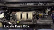 2000 Plymouth Voyager 3.3L V6 Fusible (motor)