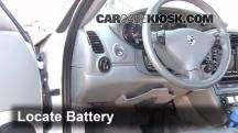 2000 Porsche 911 Carrera 4 3.4L 6 Cyl. Convertible Battery