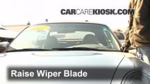 2000 Porsche 911 Carrera 4 3.4L 6 Cyl. Convertible Windshield Wiper Blade (Front)