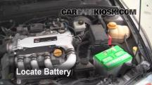 2000 Saturn LS2 3.0L V6 Battery