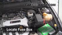 2000 Saturn LS2 3.0L V6 Fuse (Engine)