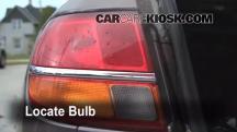2000 Saturn LS2 3.0L V6 Luces