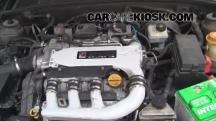 2000 Saturn LS2 3.0L V6 Líquido de transmisión