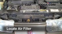 2000 Saturn SL 1.9L 4 Cyl. Air Filter (Engine)
