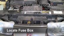 2000 Saturn SL 1.9L 4 Cyl. Fuse (Engine)