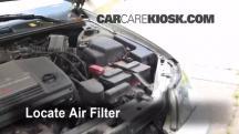 2000 Toyota Avalon XLS 3.0L V6 Filtro de aire (motor)