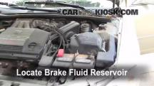 2000 Toyota Avalon XLS 3.0L V6 Brake Fluid