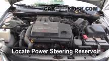 2000 Toyota Avalon XLS 3.0L V6 Líquido de dirección asistida