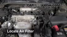 2000 Toyota Camry CE 2.2L 4 Cyl. Air Filter (Engine)