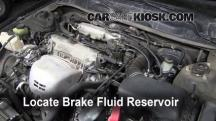 2000 Toyota Camry CE 2.2L 4 Cyl. Brake Fluid