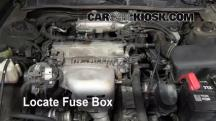 2000 Toyota Camry CE 2.2L 4 Cyl. Fuse (Engine)
