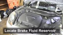 2000 Toyota MR2 Spyder 1.8L 4 Cyl. Brake Fluid