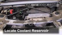 2000 Toyota MR2 Spyder 1.8L 4 Cyl. Coolant (Antifreeze)