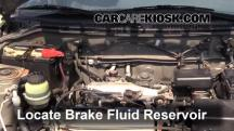 2000 Toyota RAV4 2.0L 4 Cyl. Brake Fluid