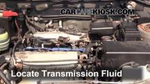 2000 Toyota RAV4 2.0L 4 Cyl. Transmission Fluid