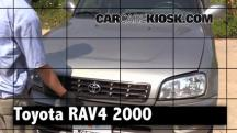 2000 Toyota RAV4 2.0L 4 Cyl. Review
