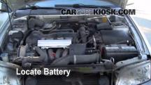 2000 Volvo V40 1.9L 4 Cyl. Turbo Battery