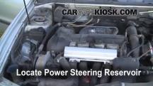 2000 Volvo V40 1.9L 4 Cyl. Turbo Power Steering Fluid