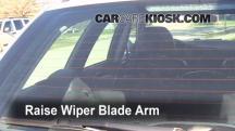 2000 Volvo V40 1.9L 4 Cyl. Turbo Windshield Wiper Blade (Rear)