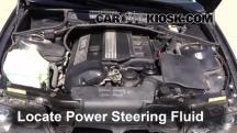 2001 BMW 325i 2.5L 6 Cyl. Sedan Líquido de dirección asistida
