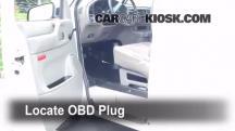 2001 Chevrolet Astro 4.3L V6 Extended Cargo Van Compruebe la luz del motor