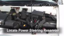 2001 Chevrolet Astro 4.3L V6 Extended Cargo Van Líquido de dirección asistida