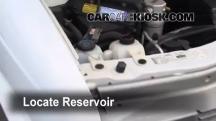2001 Chevrolet Astro 4.3L V6 Extended Cargo Van Líquido limpiaparabrisas