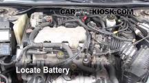 2001 Chevrolet Impala 3.4L V6 Battery