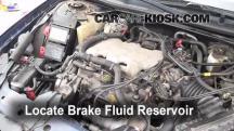 2001 Chevrolet Impala 3.4L V6 Brake Fluid