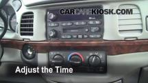 2001 Chevrolet Impala 3.4L V6 Reloj
