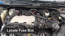 2001 Chevrolet Impala 3.4L V6 Fuse (Engine)