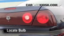 2001 Chevrolet Impala 3.4L V6 Luces