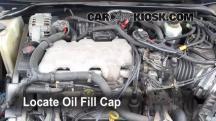 2001 Chevrolet Impala 3.4L V6 Aceite