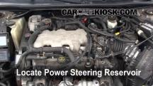 2001 Chevrolet Impala 3.4L V6 Power Steering Fluid