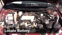 2001 Chevrolet Monte Carlo LS 3.4L V6 Battery