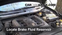 2001 Chrysler LHS 3.5L V6 Brake Fluid