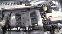 2001 Chrysler LHS 3.5L V6 Fuse (Engine)